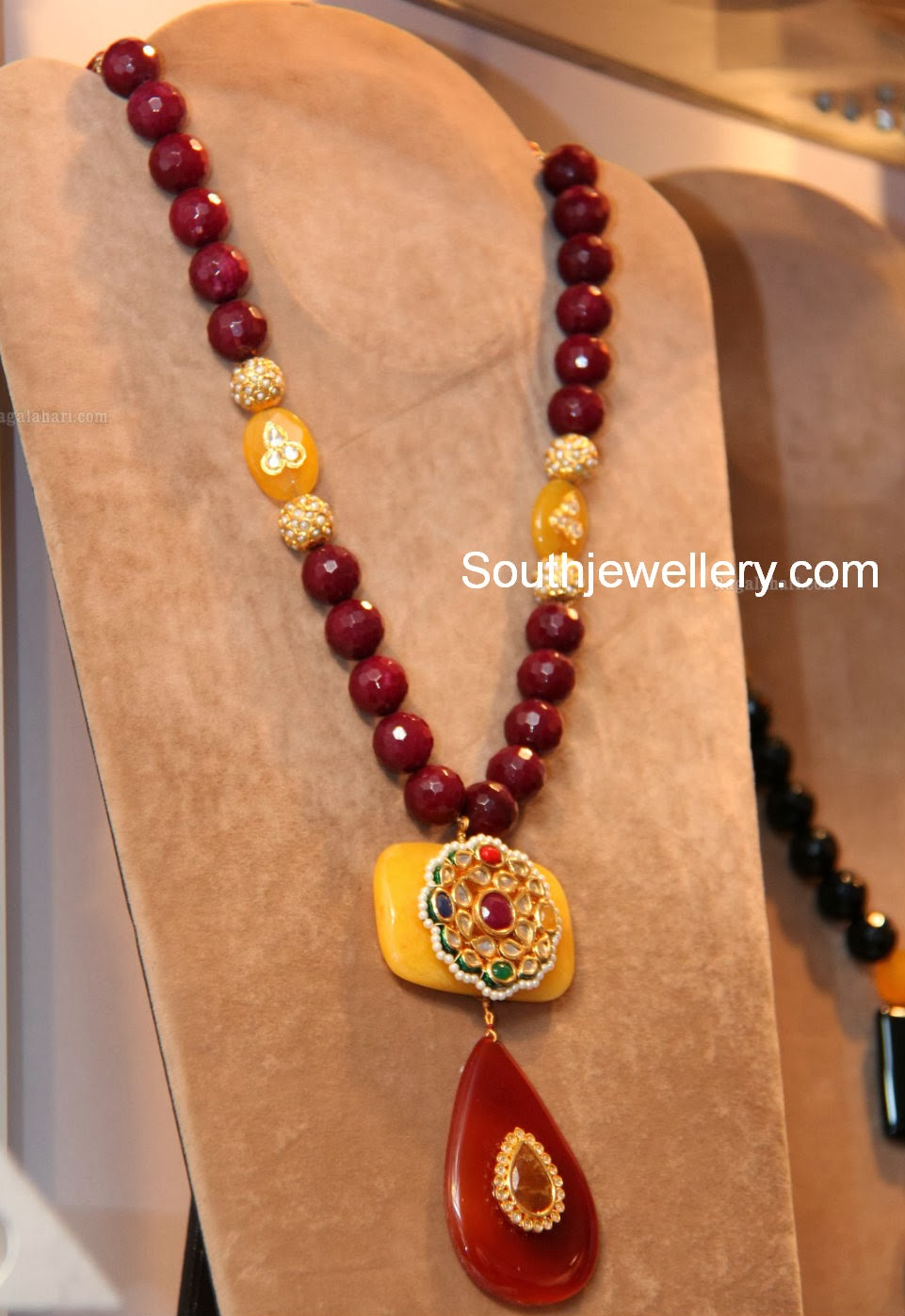 Beaded Fashion Jewellery Jewellery Designs