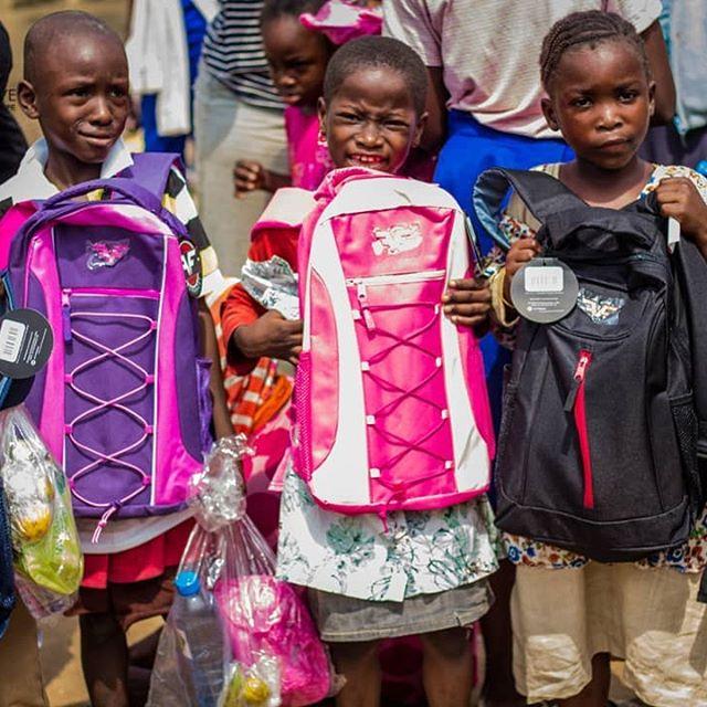 Less Privileged kids in Nigeria