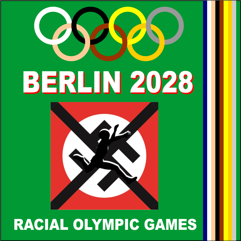 olympics racism Winter olympics are racist - i'm watching the parade of nation's and there's an awful lot of white folks the nigerian bobsled team is from houston texas.