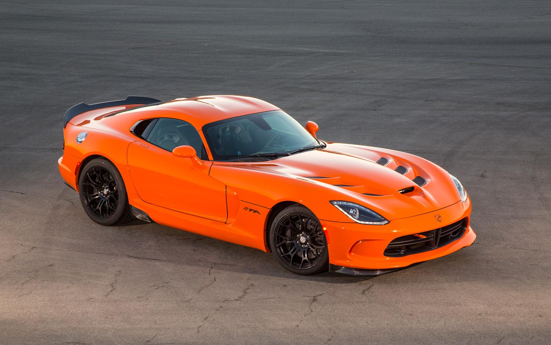 Dodge Srt Viper Ta 2014 Netcarshow