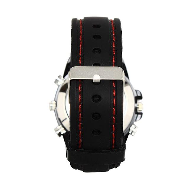 Jam tangan canggih dengan Kamera 5 MP