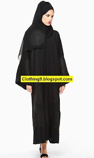 Latest Abaya Designs