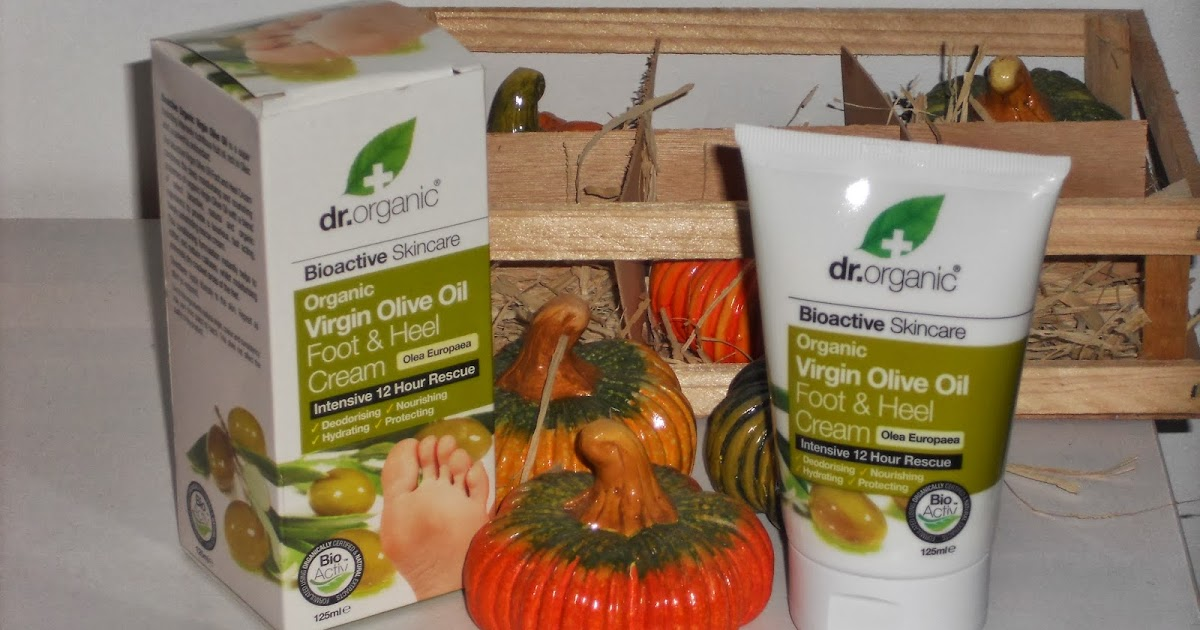 biname la canaille dr organic virgin olive oil foot heel cream. Black Bedroom Furniture Sets. Home Design Ideas