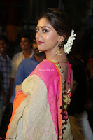 Anu Emanuel Looks Super Cute in Saree ~  Exclusive Pics 058.JPG