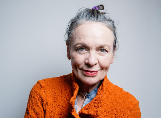 Laurie Anderson comes to Uruguay