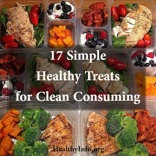 17 Simple Healthy Treats for Clean Consuming - healthyinfo.org