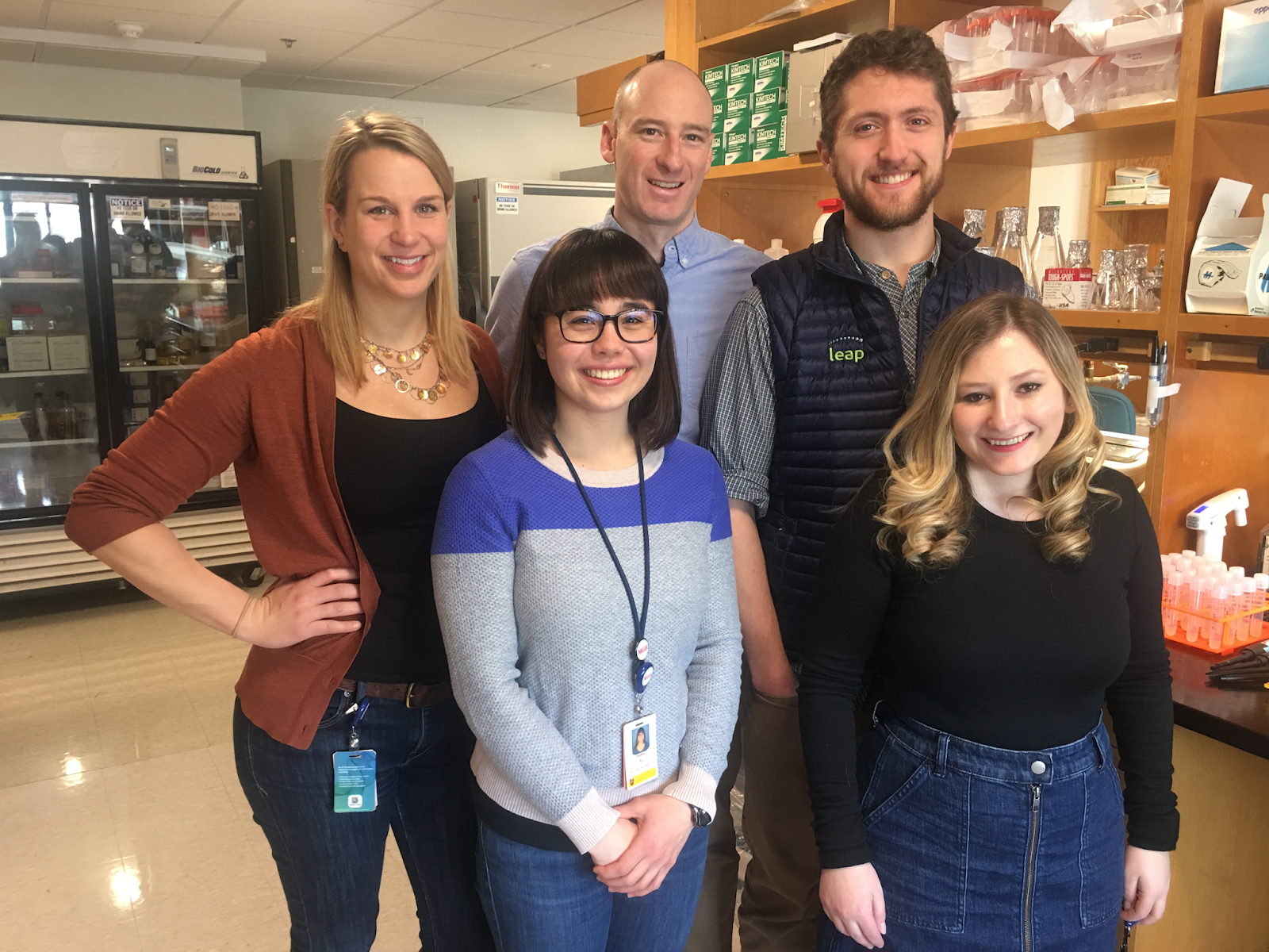Lab Spotlight: Ott Laboratory