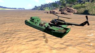 Arma3用熱帯雨林のNamマップ アドオン