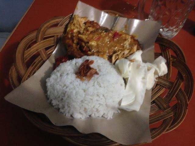 Ayam Gepuk Hijrah Tangerang