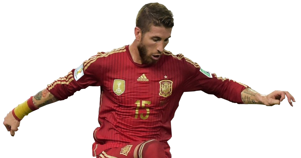 Renders Worldwide: Sergio Ramos