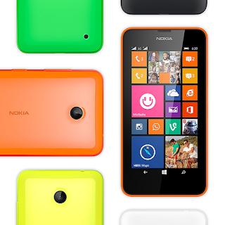 spesfikasi dan Harga Microsoft Lumia 630 dual sim