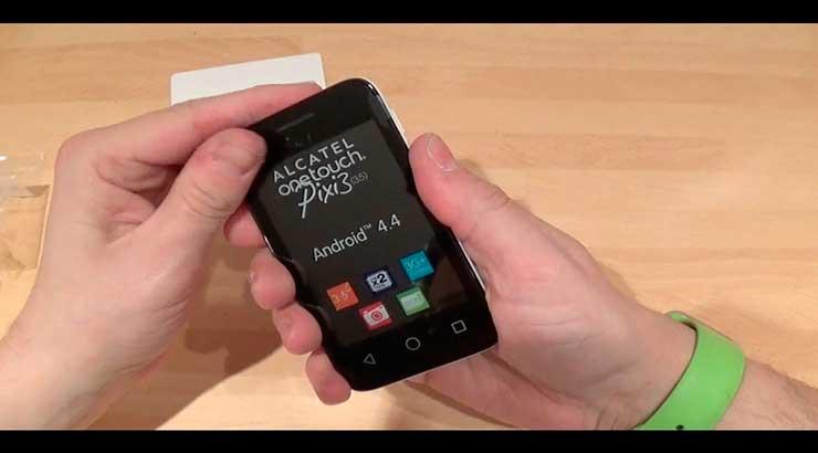 0e13f445fb7 Cómo desbloquear un Alcatel One Touch Pixi 3 [Hard Reset]. A quien no se le  ha olvidado alguna vez el patrón de bloqueo o contraseña del móvil y que  después ...