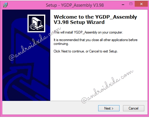 How To Flash CPB Firmware Android With YGDP Tool - khmer people
