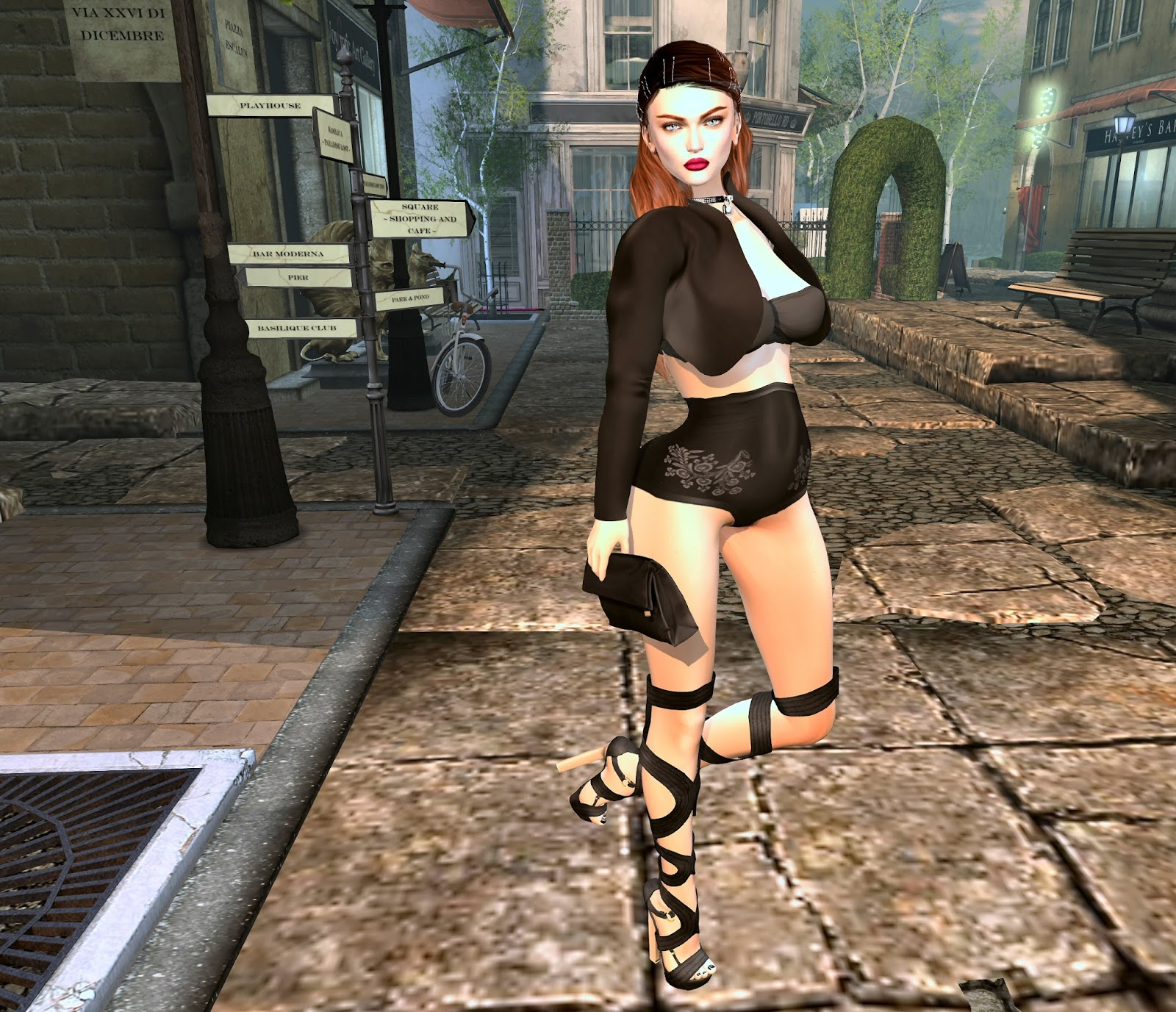 Perv My Style Second Life Fashion Blog My Best Friend