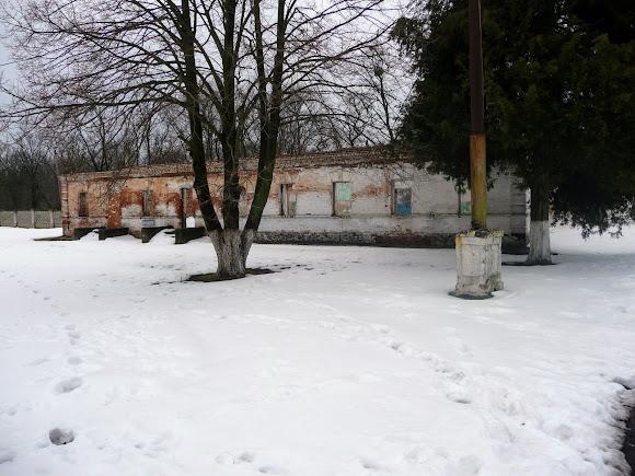 Самарский Свято-Николаевский монастырь. Руины зданий