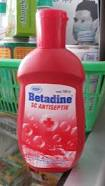 BETADINE SABUN CAIR 100 ML