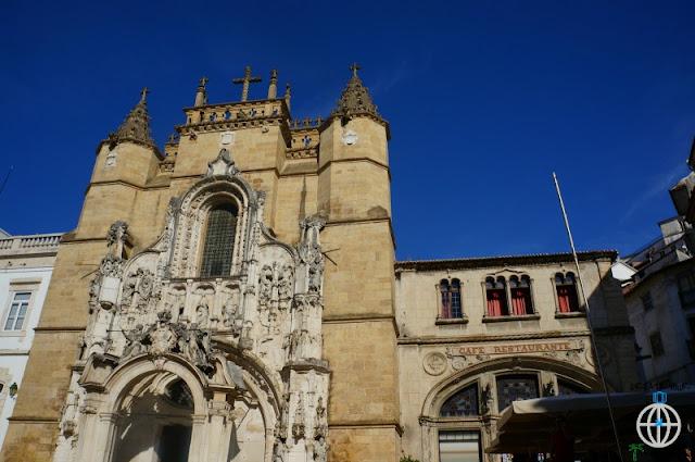 kościół santa cruz coimbra