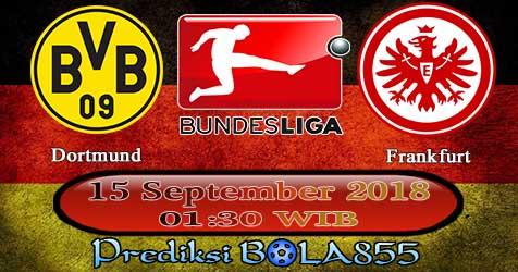 Prediksi Bola855 Dortmund vs Eintracht Frankfurt 15 September 2018