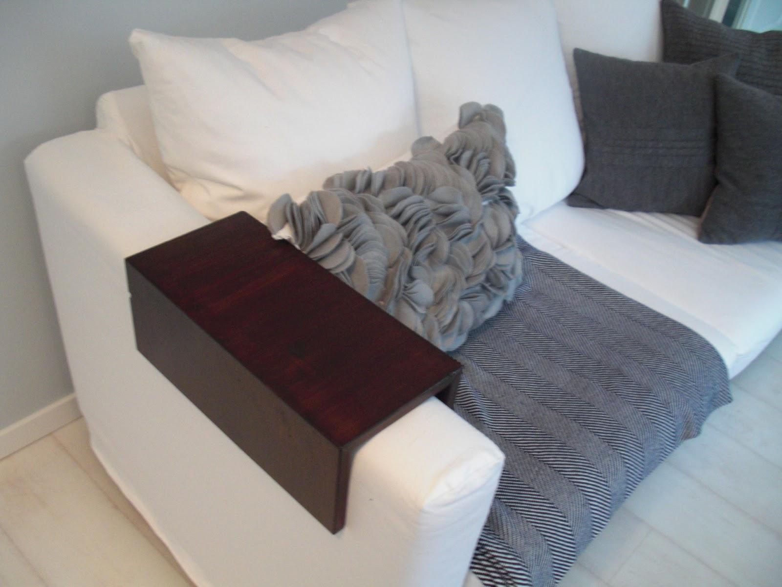 heim elich p inspiriert ablage sofalehne. Black Bedroom Furniture Sets. Home Design Ideas