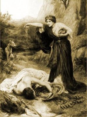 Antígona y Yerma o la sacralidad de la vida orgánica 2, Tomás Moreno