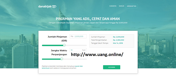 Situs Pinjam Uang Online Tanpa Jaminan Terbaik