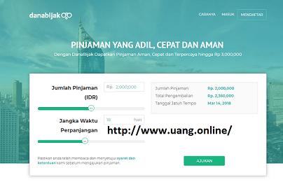 8 Situs Pinjam Uang Online Tanpa Jaminan Terbaik