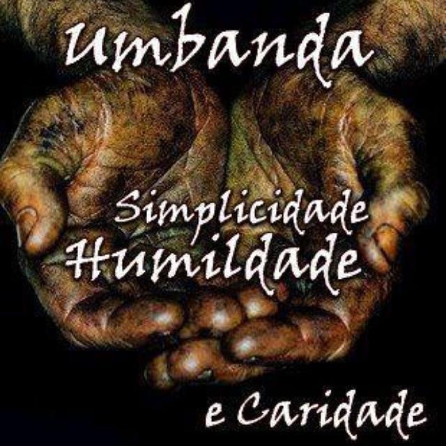A Umbanda não é Show