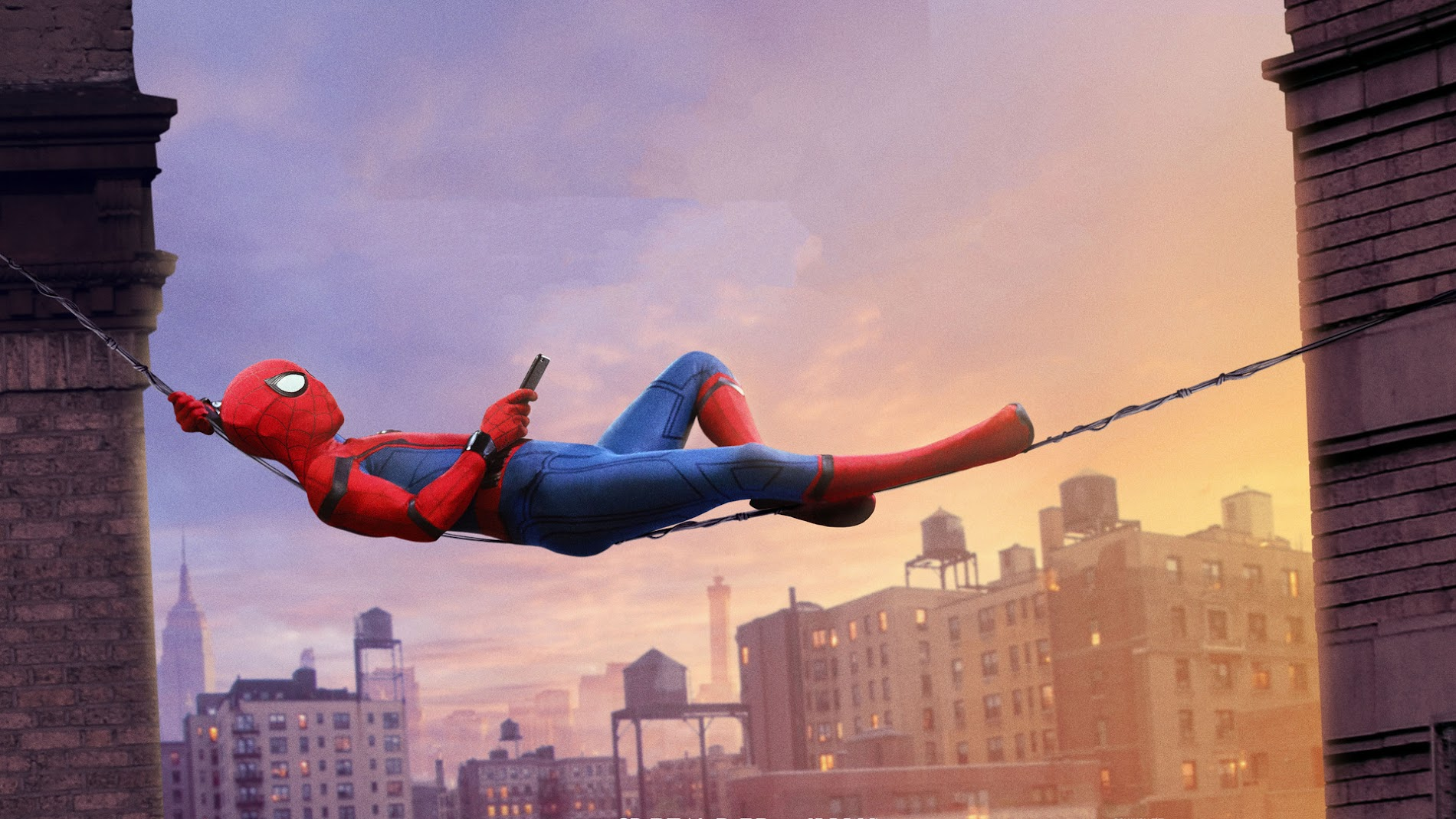 Spiderman 2018 Wallpaper