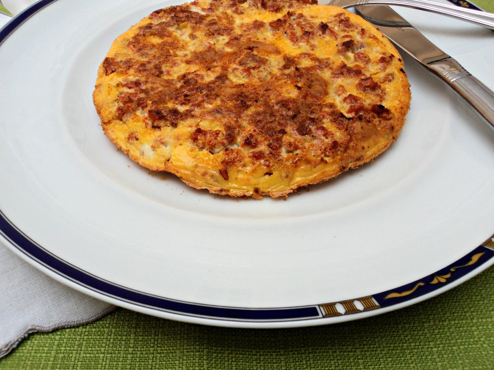 tortilla-masa-chorizo-madre-cerca