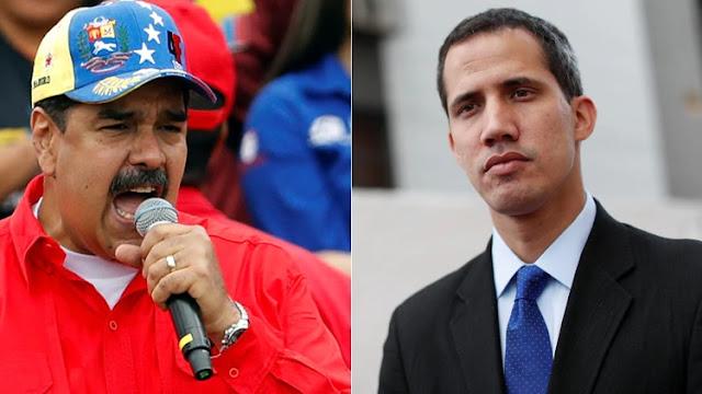 """La CIDH cree que Maduro enfrenta una """"prueba de fuego"""" con el regreso de Guaidó"""