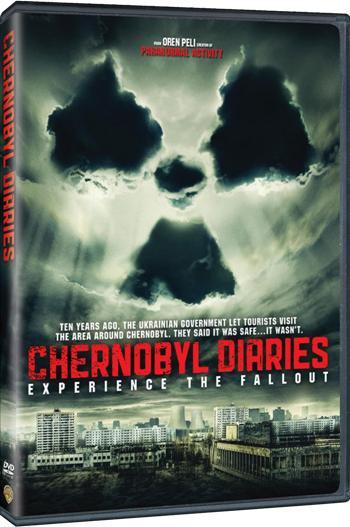 Terror en Chernobyl DVDR NTSC Español Latino Menú Full 2012