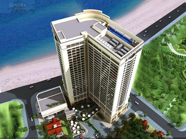 Bàn giao sớm căn hộ Luxury Apartment đón Apec 2017