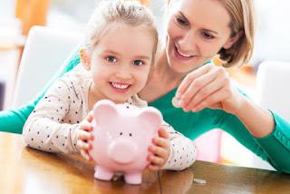 Teach your children about money