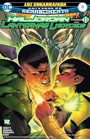DC Renascimento: Hal Jordan e a Tropa dos Lanternas Verdes #11