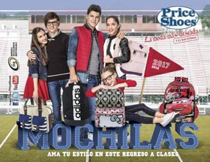 catalogo mochilas price shoes 2017
