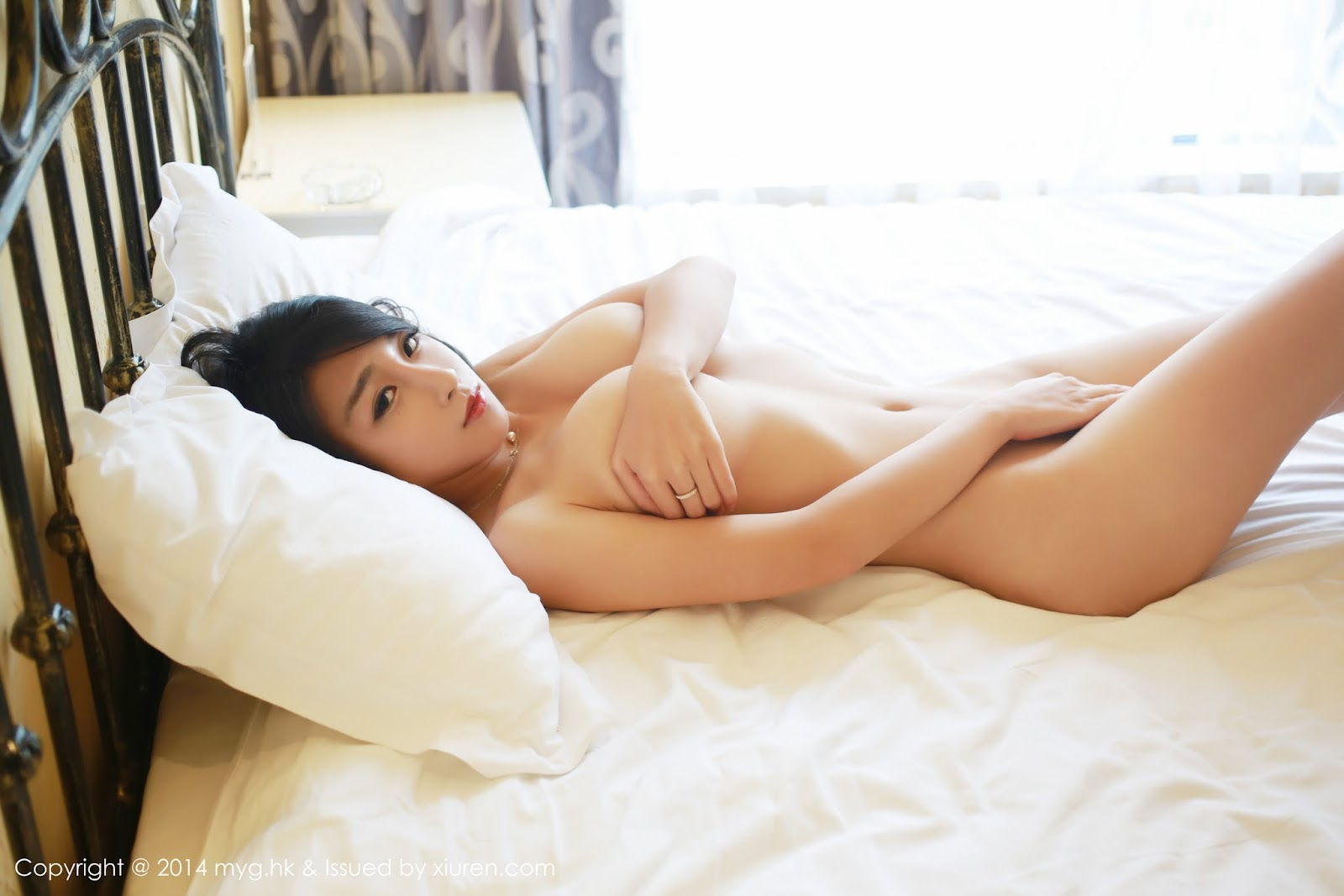 0043 - Beautiful Naked Girl Model MYGIRL VOL.35