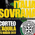 Manifestazione Casapound A L'Aquila.In Arrivo 5 Mila Attivisti Da Tutta Italia