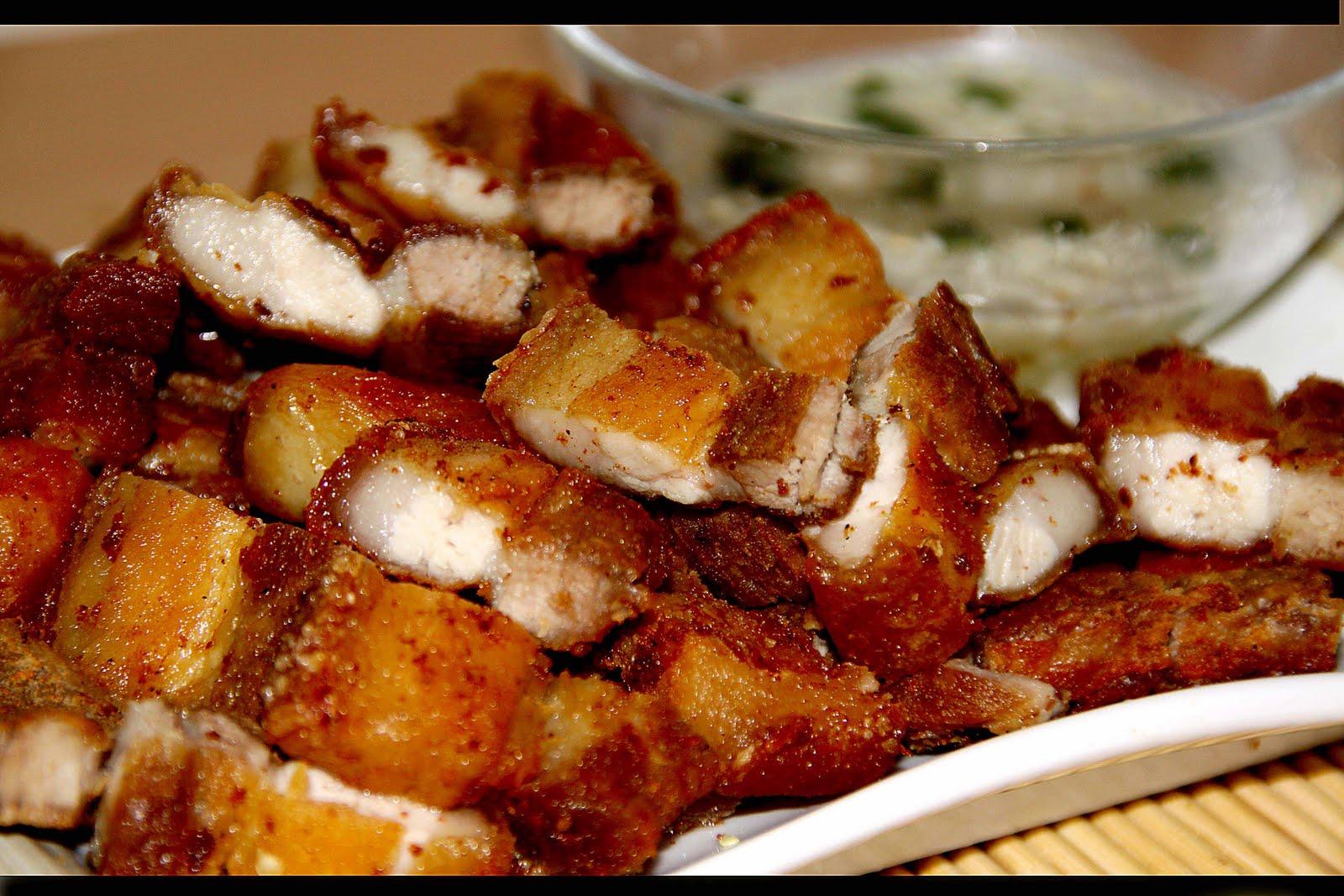 Filipino Food And Recipes Lechon Liempo