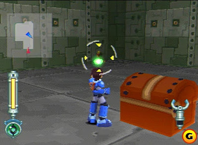 Download Game Megaman Legends 2 PS1 ISO