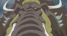 One Piece - Episódio 757: A Invasão Ameaçadora. Jack dos Piratas das Feras