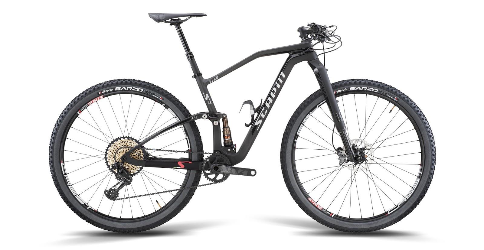 New Geko Mtb Bike From Scapin