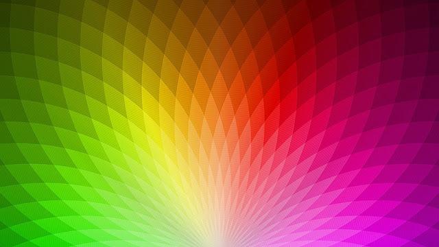 7 Warna pada pelangi