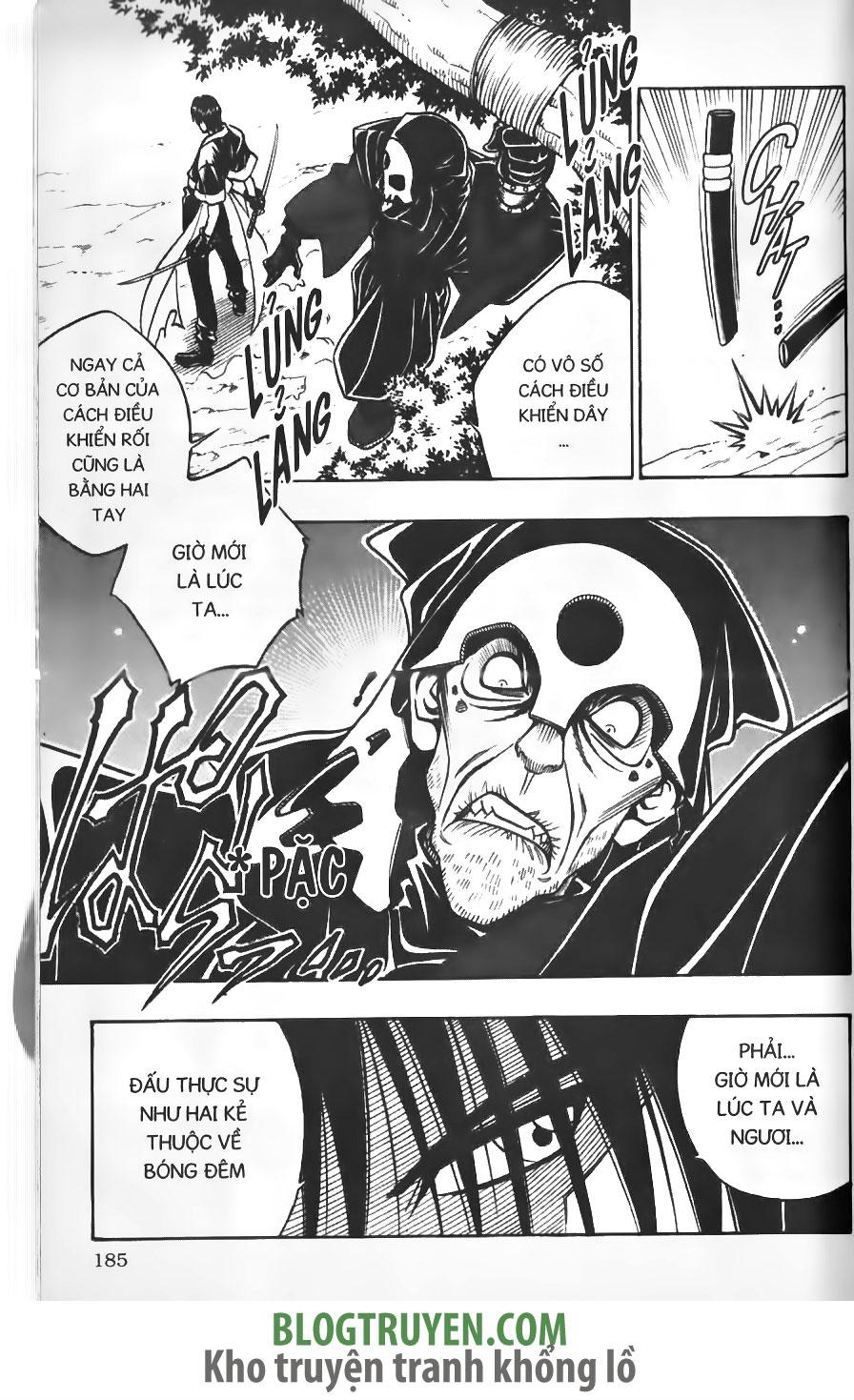 Rurouni Kenshin chap 216 trang 19