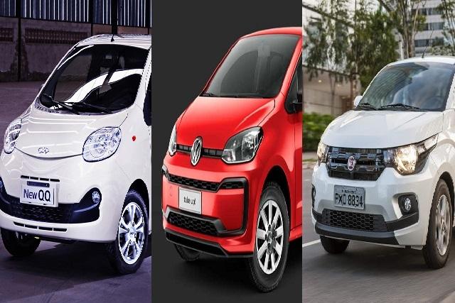 E Para Essas Pessoas Existem Opcoes Desde O Mini Dacon Dos Anos  Os Primeiros Renault Twingo E Ford Ka