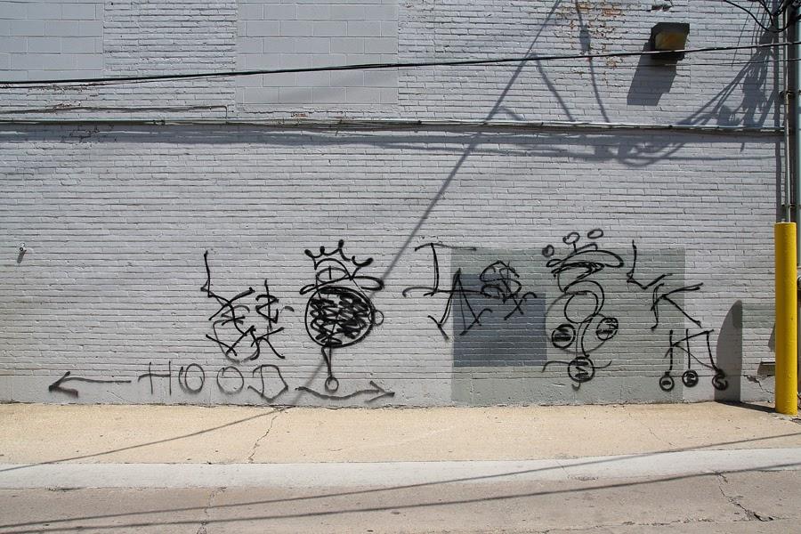 James Elston Illustration Blog Graffiti Duck Tape