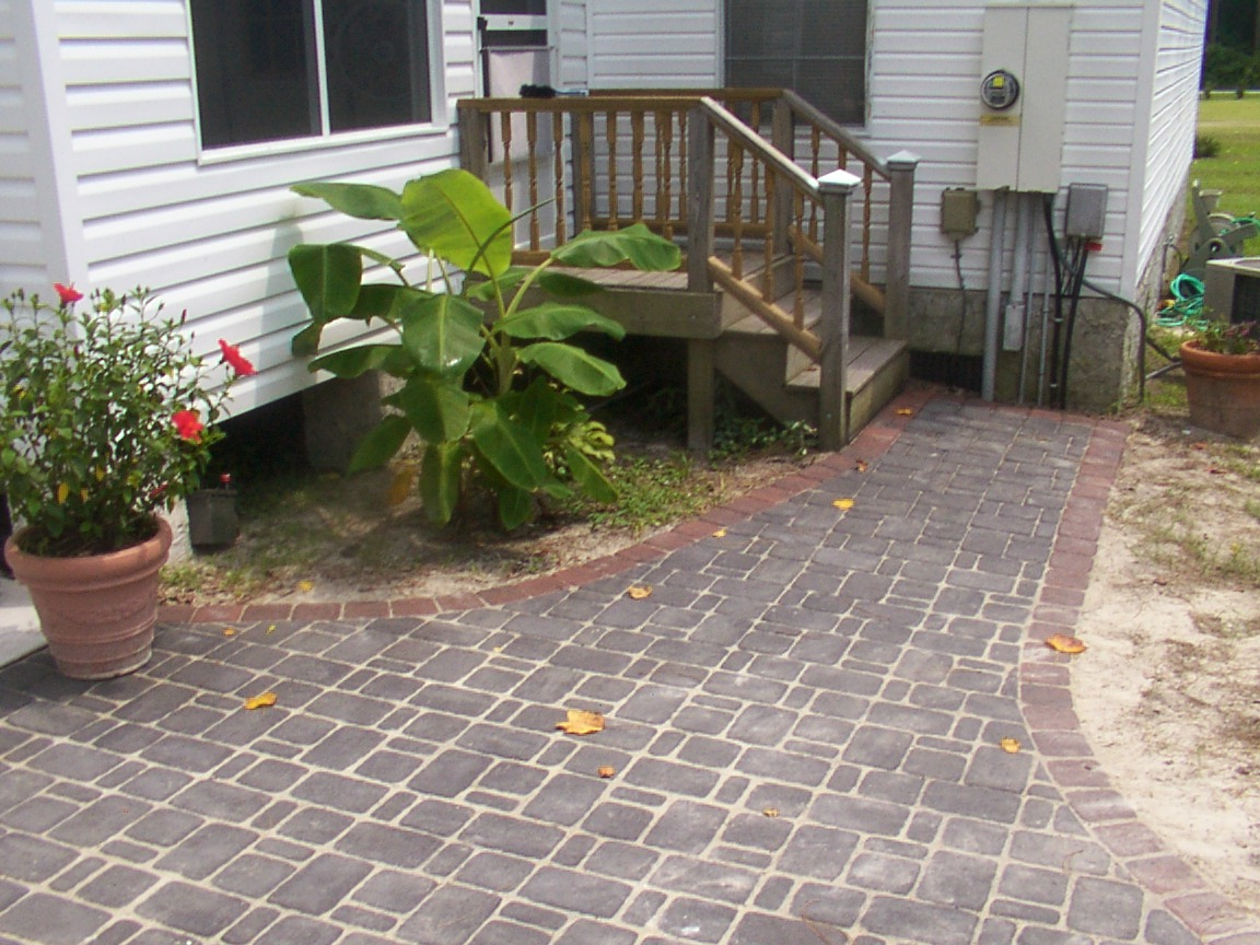 brick patios designs brick phone picture. Black Bedroom Furniture Sets. Home Design Ideas