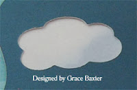 Cloud for Taking Flight b-day card