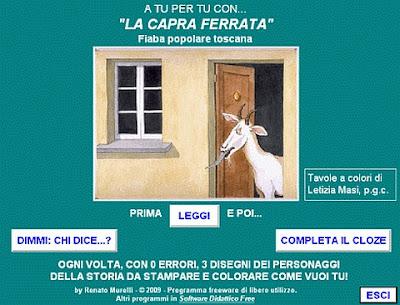 http://www.softwaredidatticofree.it/schedacapraferrata.htm