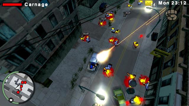 Game Offline GTA Terbaik di Android & PC