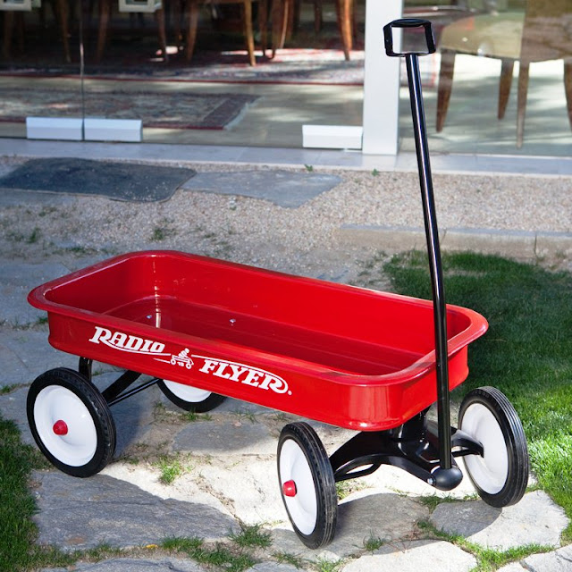 Cool Radio Flyer Town And Country Wagon